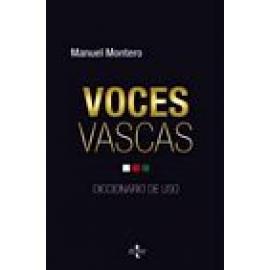 Voces vascas. Diccionario de uso - Imagen 1