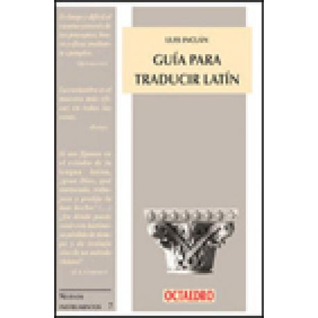 Guía para traducir latín