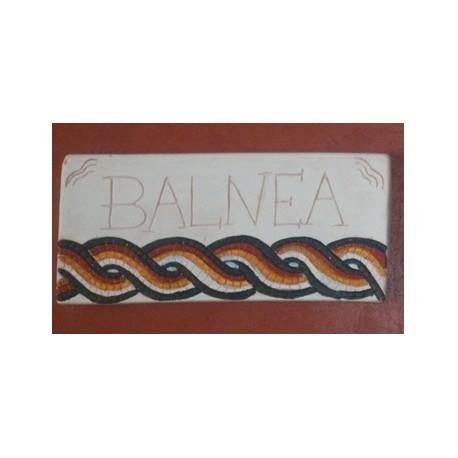 Tabla Balnea