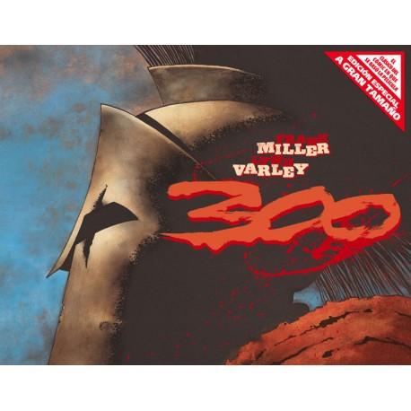 300 Edición de lujo.